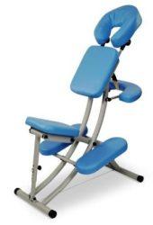 Összecsukható alumíniumvázas masszázs szék 8.5 kg!!!