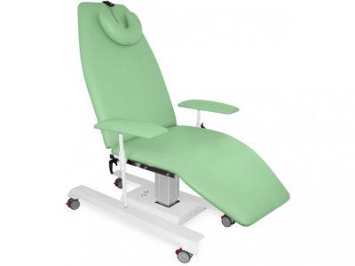 Vérvételi székinfúziós szék, elektromos magasság állítással (ODZ4)