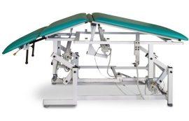 Rehabilitációs vizsgálóágy, elektromos. (SR 3 F 3)