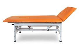 Rehabilitációs vizsgálóágy/masszázságy (SR2), állítható magasságú