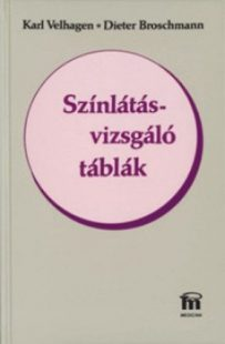orvosi könyv a látásról)