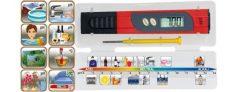 PH teszter és hőmérő