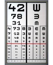 látásvizsgálati berendezés)