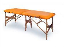 Összecsukható masszázs ágy, fa, extra hosszú ODRO